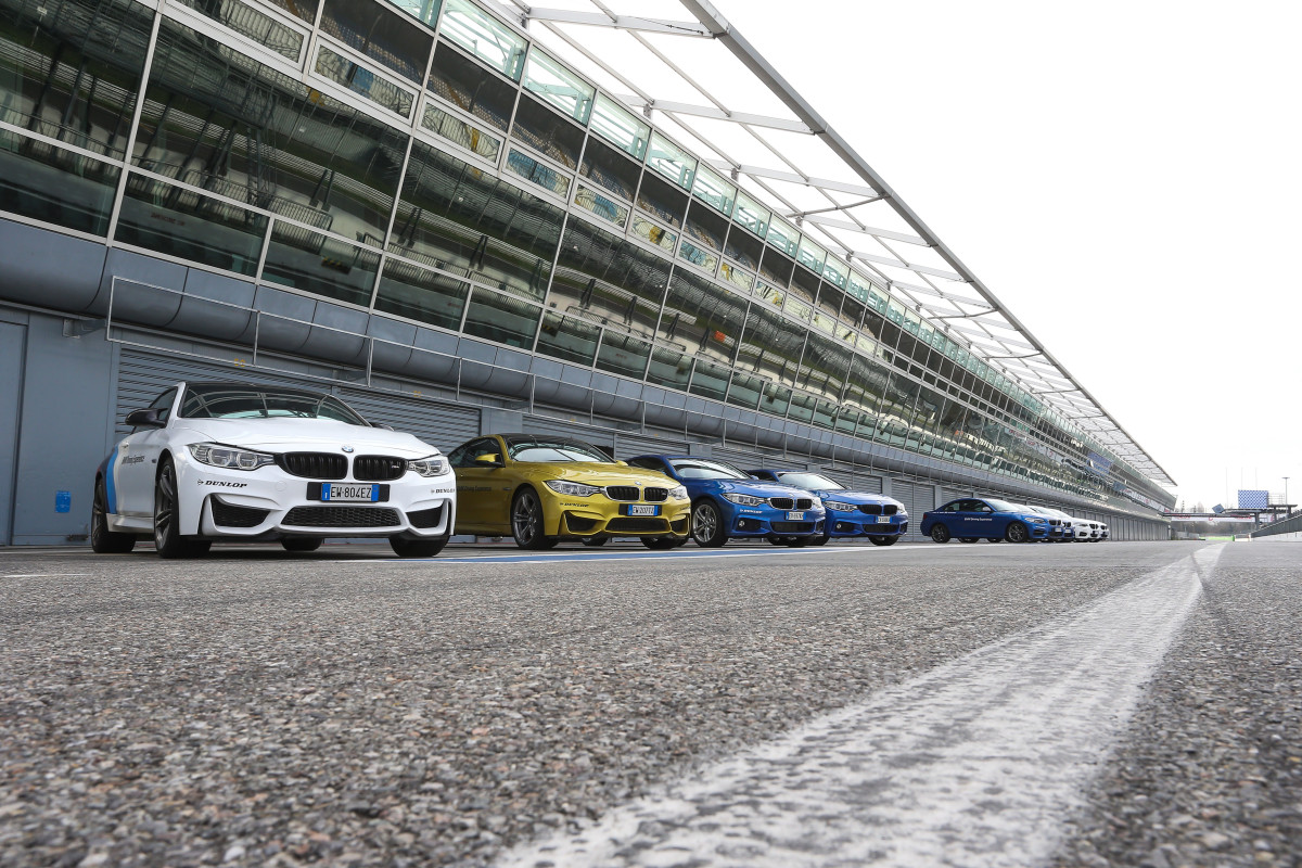 BMW Driving Experience 2016: si comincia!