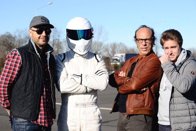 Da stasera Top Gear Italia e Lord of the Bikes