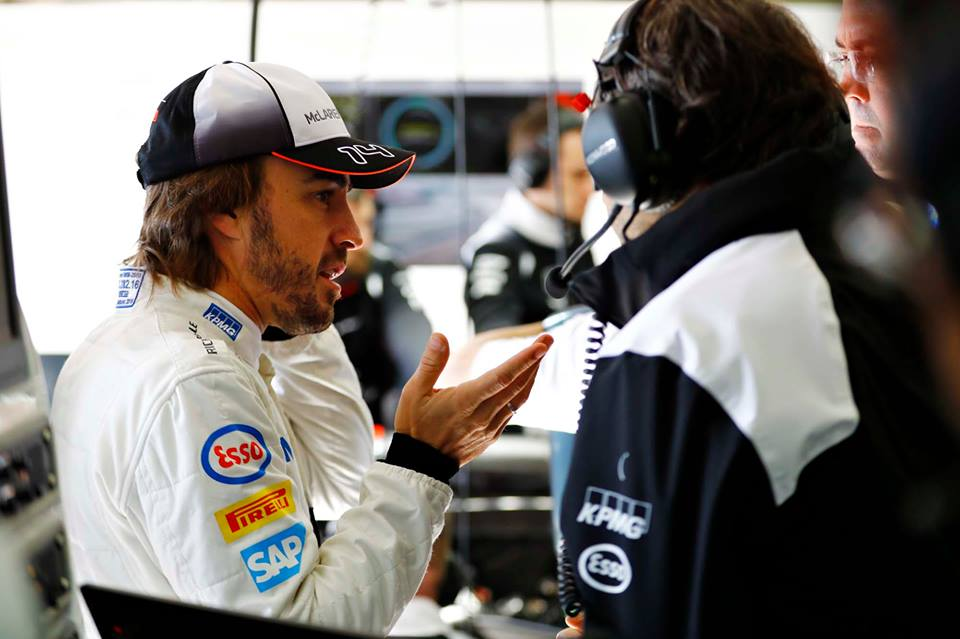 FIA doctors must green-light Alonso