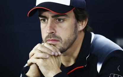 Niente GP del Bahrain per Alonso