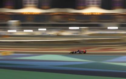 GP Bahrain: anteprima Scuderia Toro Rosso