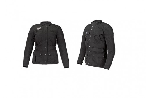 Triumph Barbour per le due ruote