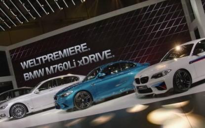 BMW: la centenaria guarda al futuro