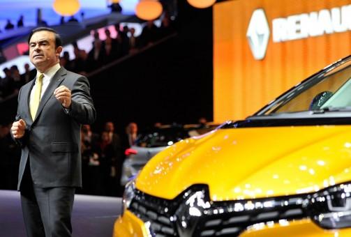 Gruppo Renault sulla questione-Ghosn