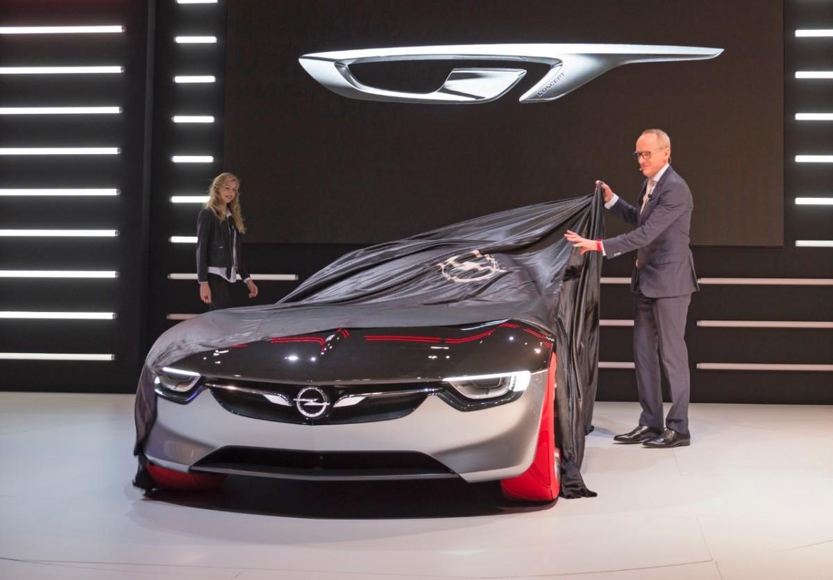 Opel: Astra, Mokka X, GT Concept e le altre