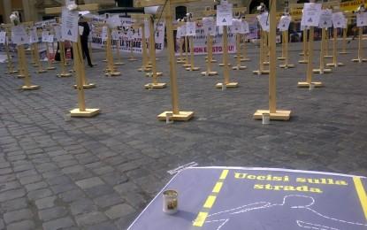 Renzi firma la legge sull'omicidio stradale