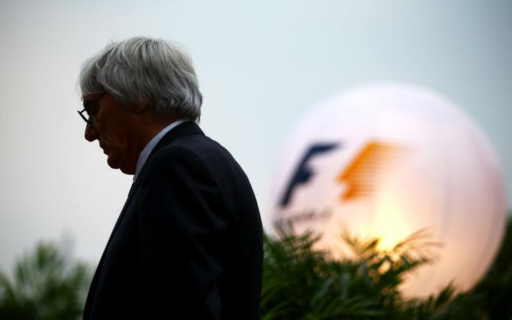 """Ecclestone: """"Non penso avremo un GP d'Italia"""""""