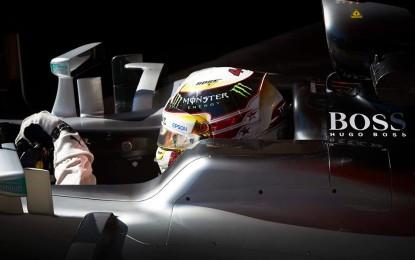 """Hamilton: """"Il campione sono io"""""""