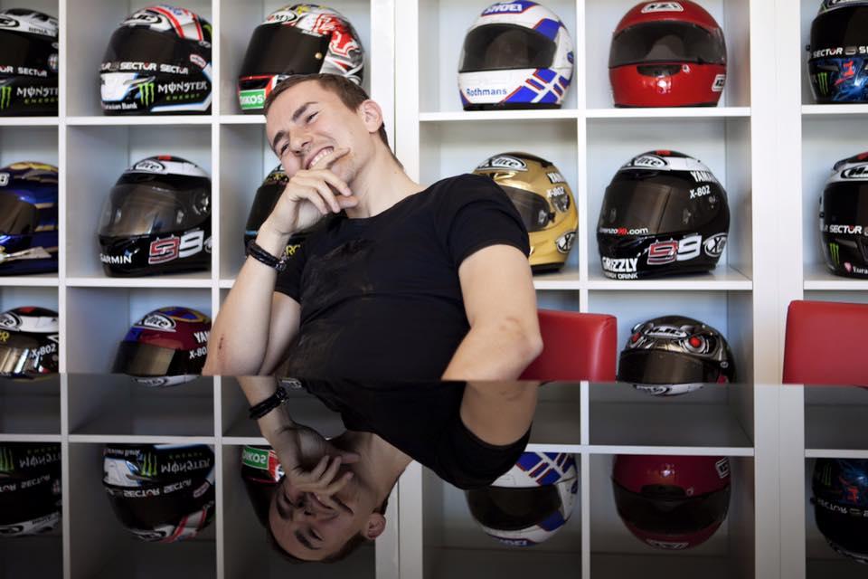 Lorenzo con Ducati in MotoGP nel 2017 e 2018