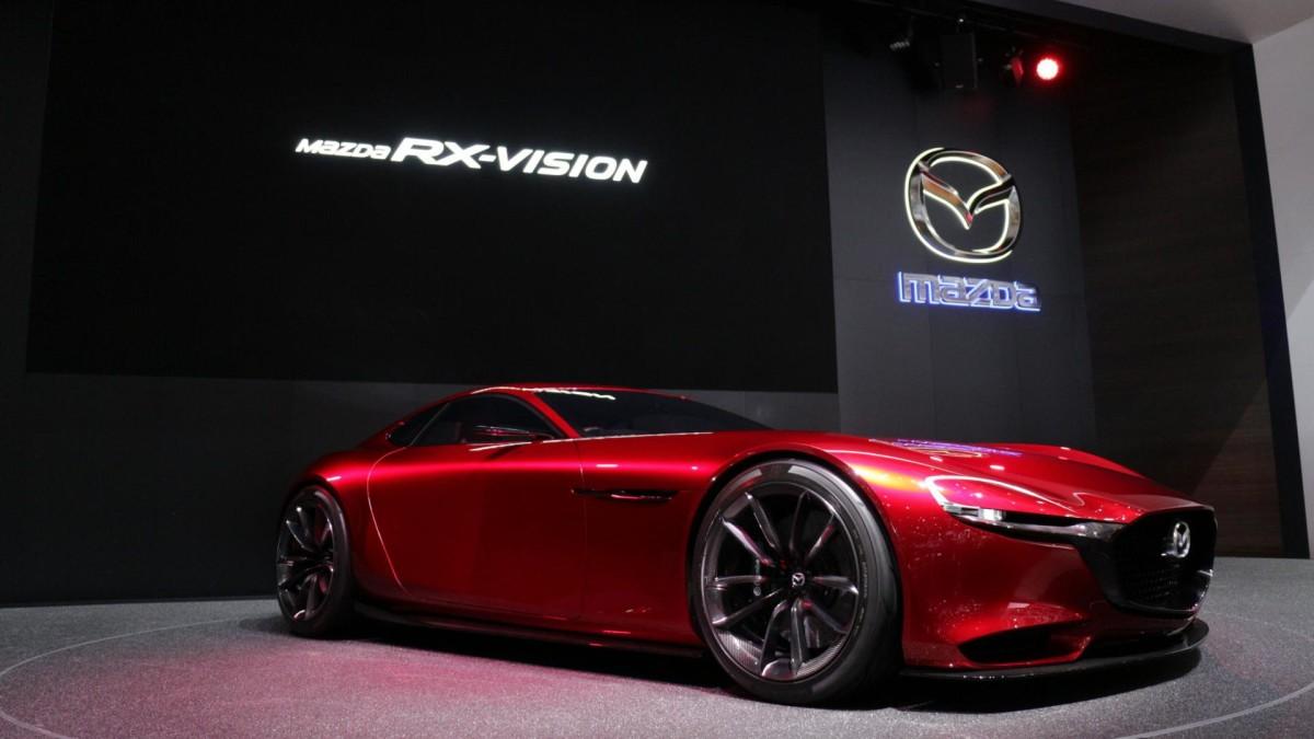 Presente e futuro Mazda a Ginevra
