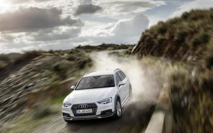 Audi A4 allroad quattro: via agli ordini