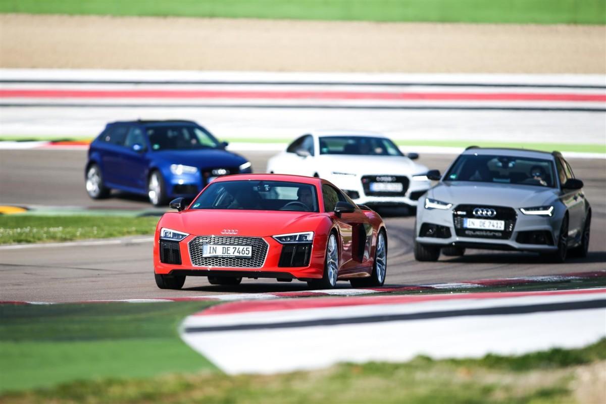 Audi Sport: dalla pista alla strada