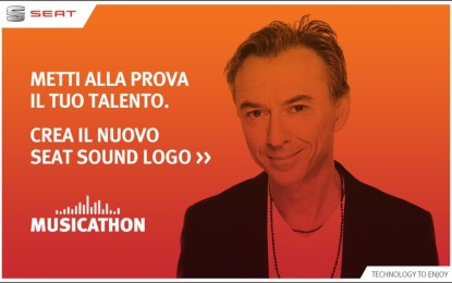 SEAT Musicathon: nuovo sound logo