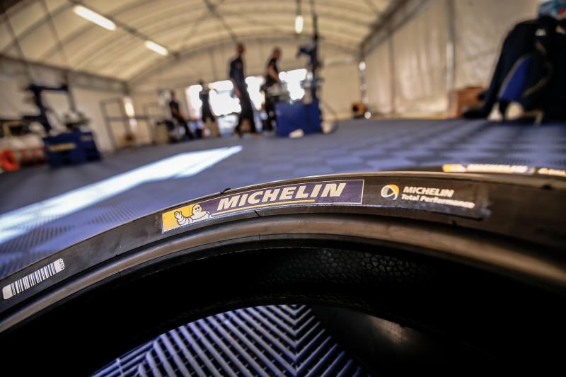 MotoGP: Michelin cambia le gomme posteriori