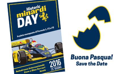 Il 25 giugno Minardi Day a Imola!