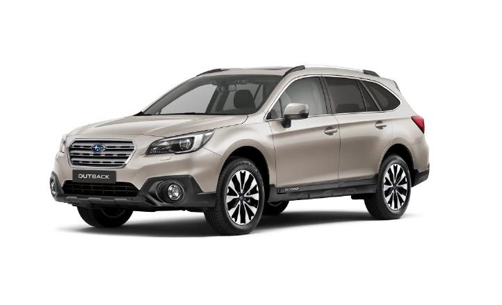 Subaru Outback 16MY miglior familiare negli USA