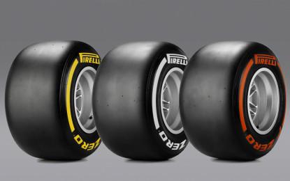 Pirelli: mescole e set per il GP di Spagna