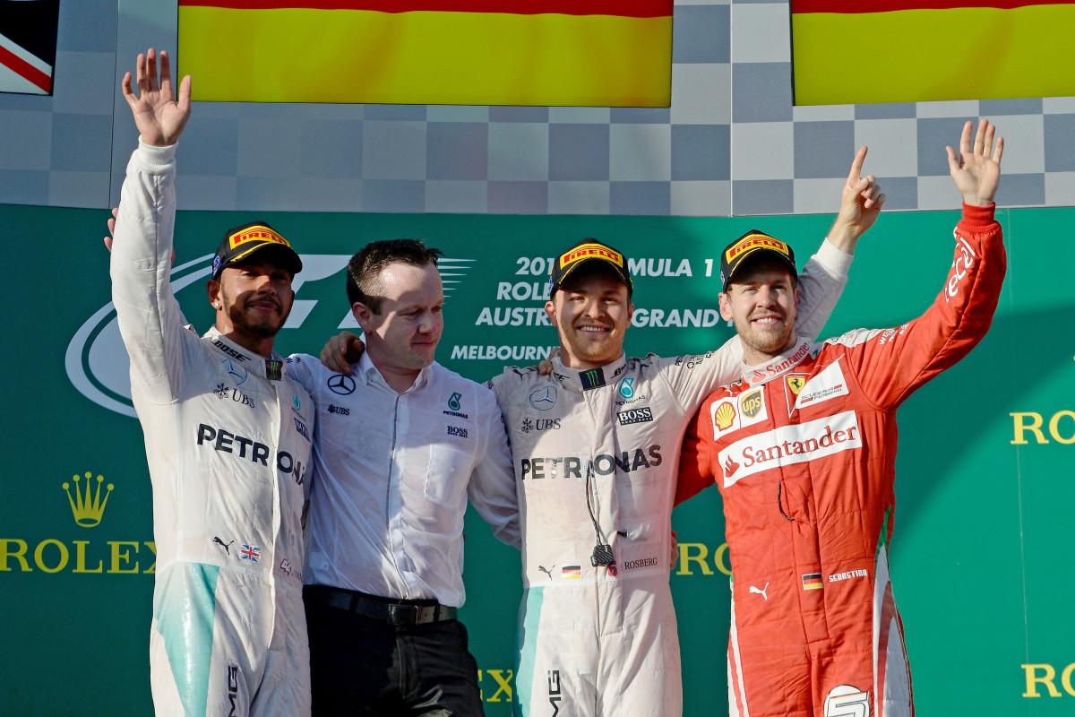Australia: il punto Pirelli sulla gara