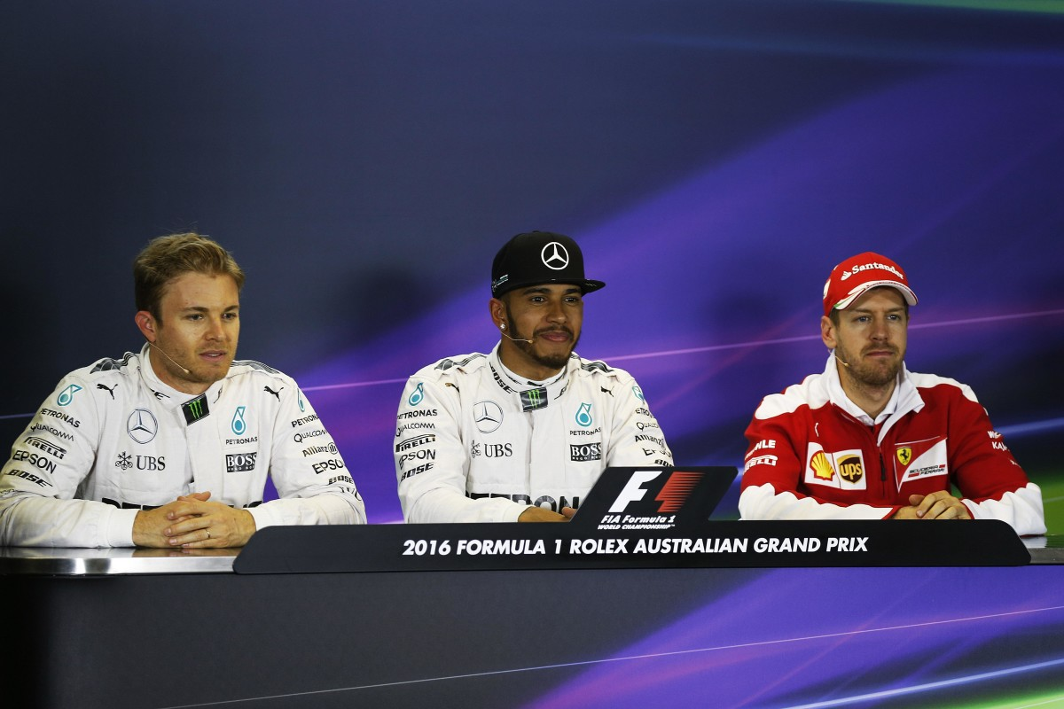 Australia: post-qualifying conference