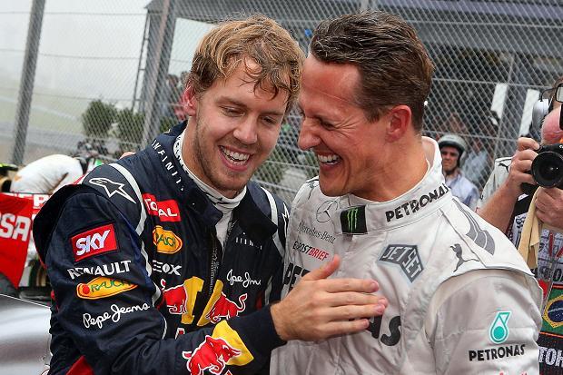 Clear: Schumacher aveva ragione su Vettel