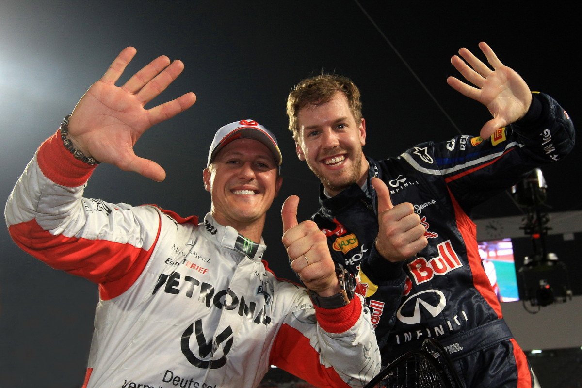 Berger: un errore il passaggio di Vettel alla Ferrari
