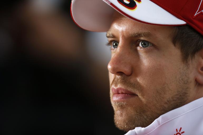 """Vettel: """"Non sono un eroe"""""""