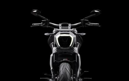 Red Dot Award alla Ducati XDiavel