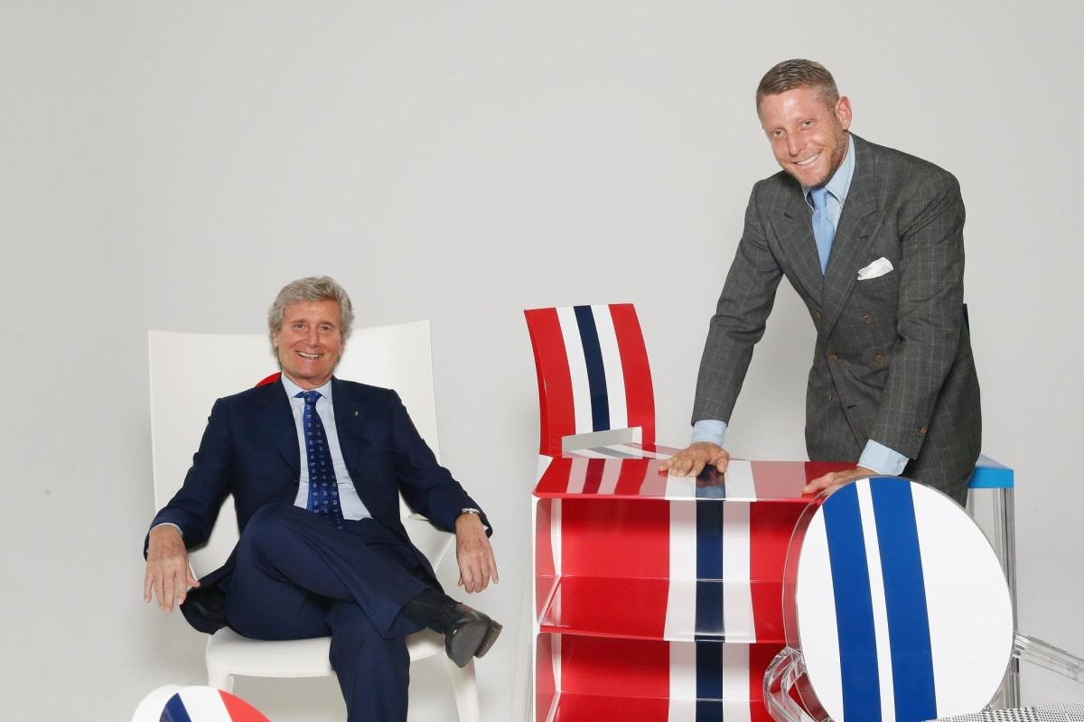 Kartell+Lapo. It's a Wrap