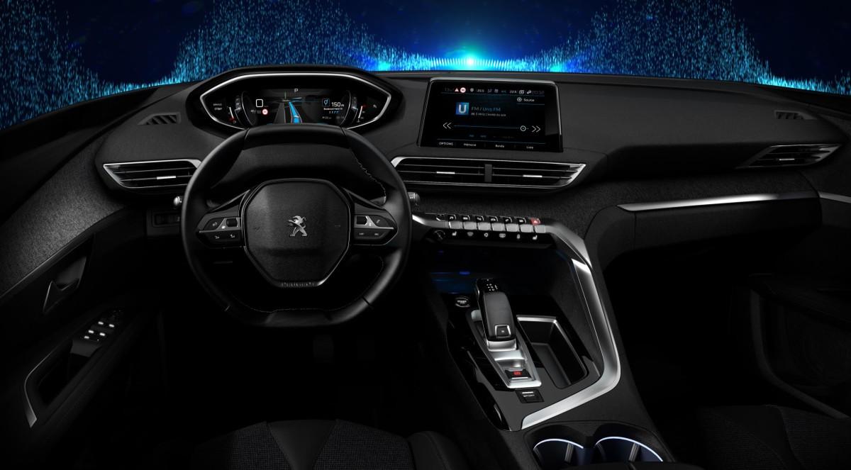 Nuovo Peugeot i-Cockpit®