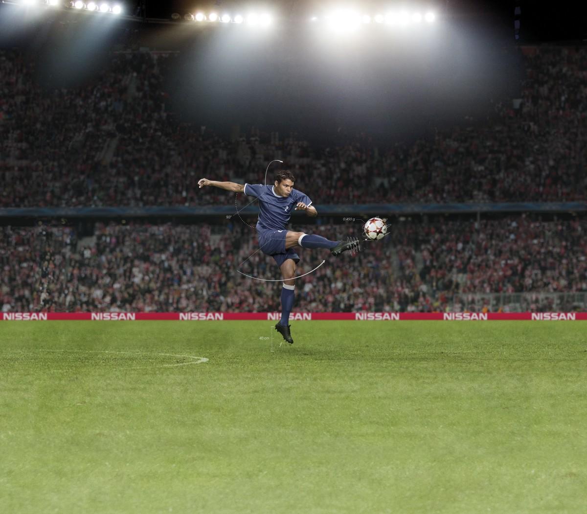 Con Nissan alla finale di Champions League