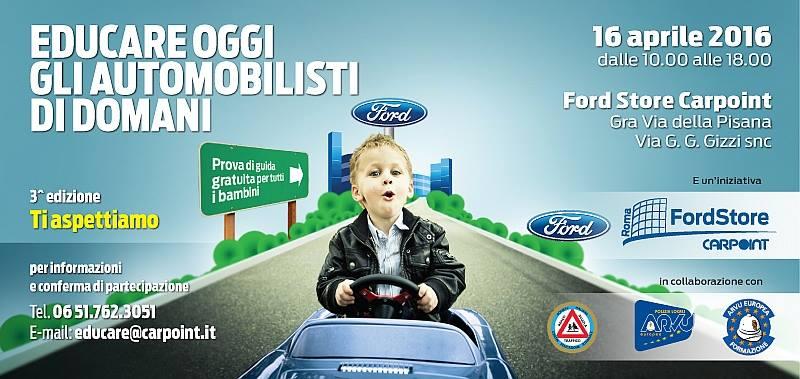 FordStore Roma per gli automobilisti di domani
