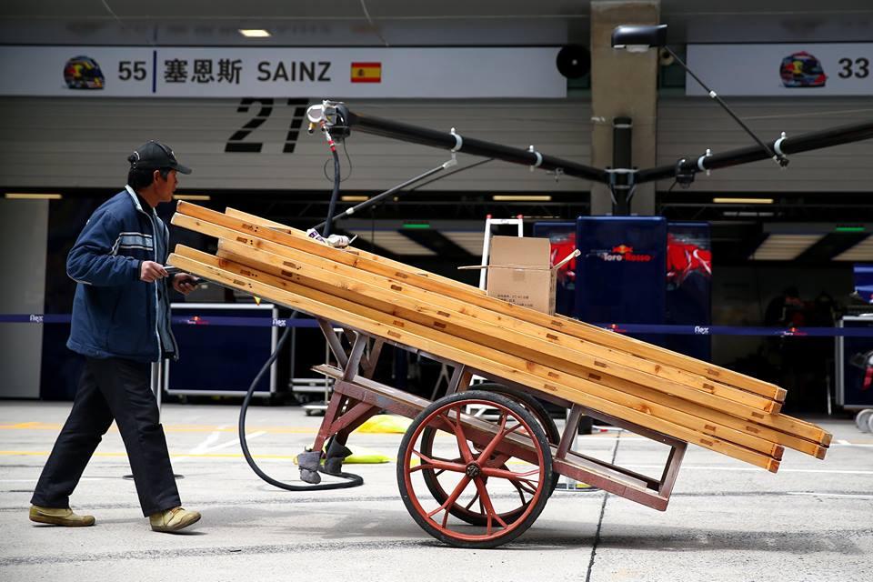 Cina: l'anteprima dei piloti Toro Rosso