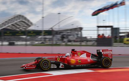 Russia: Ferrari e Hamilton osservati speciali