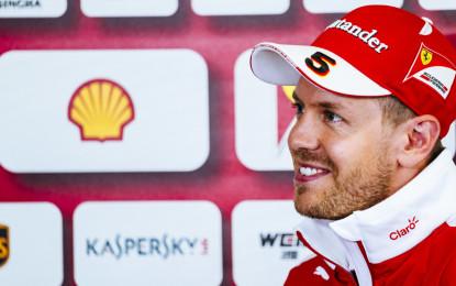 Vettel non troppo preoccupato dopo i primi GP