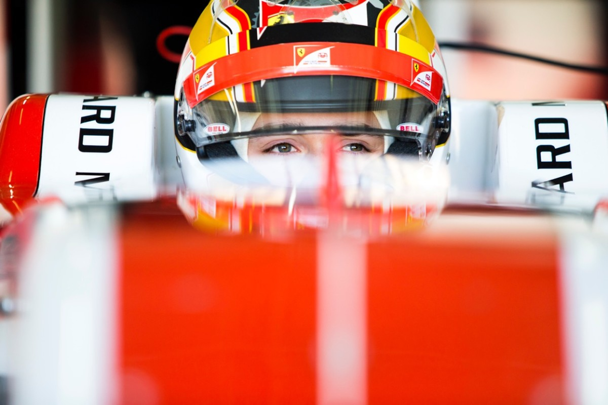GP3 Series: i test dei piloti FDA