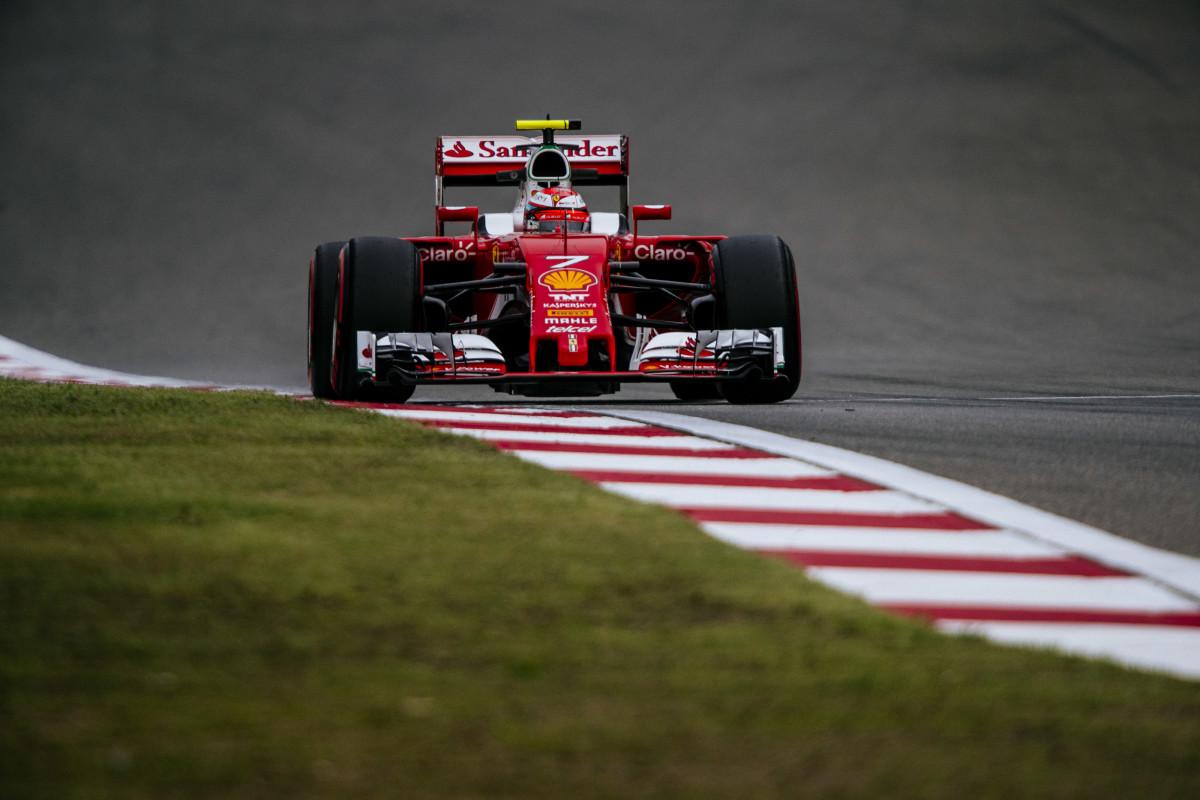 Cina: il punto Ferrari sulle libere