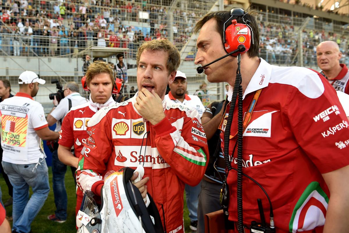 Ferrari working to fix injector problem