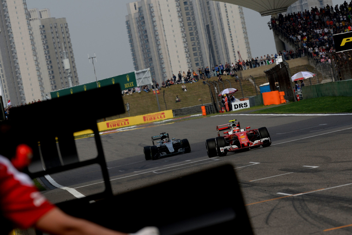 Uncertain future for Chinese GP
