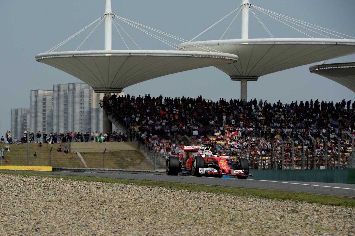 Cina: il punto Ferrari sulla gara