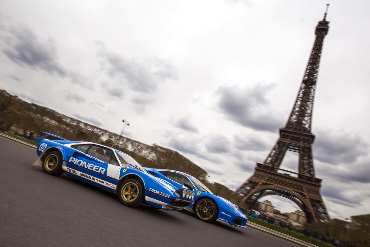 Due stelle al Grand Palais