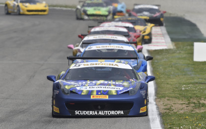 "Challenge: ""Babalus"", Nelson e Loefflad brillano a Monza"