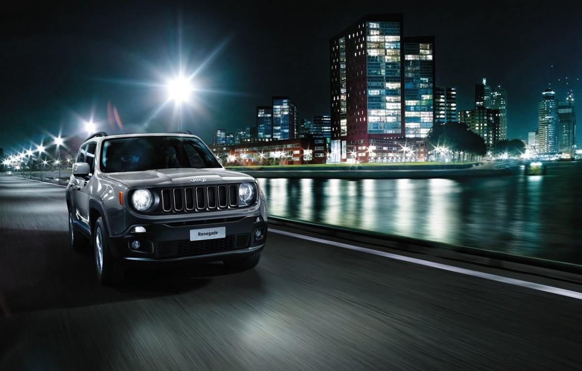 Un pieno di novità per la Jeep Renegade