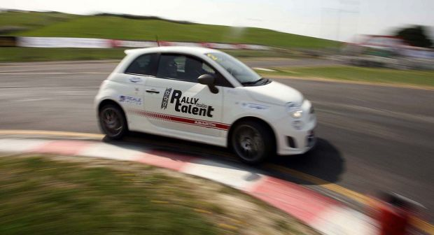 Abarth Rally Italia Talent: il gran finale