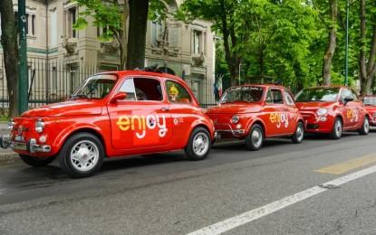 Fiat con sorprese alla Milan Design Week