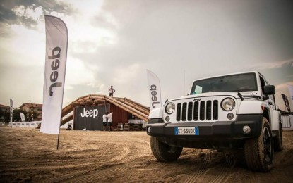 """Jeep e """"Radio Deejay Xmasters-Action Sport Music Show"""""""