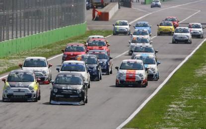 L'8° Trofeo Abarth Selenia parte da Monza