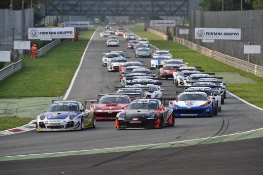A Monza da domani l'ACI Racing Weekend
