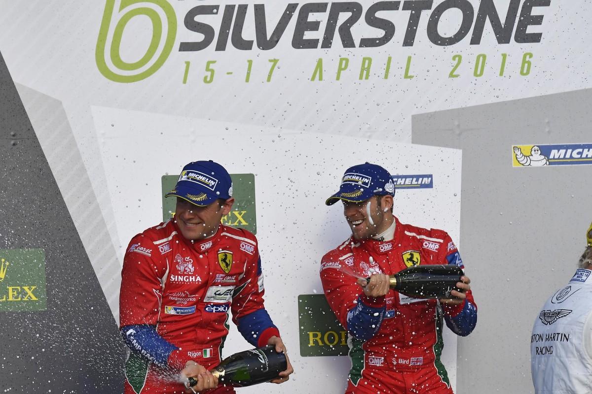 Ultima ora: Rigon e Bird vincono a Silverstone