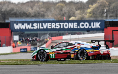 WEC: doppietta Ferrari a Silverstone