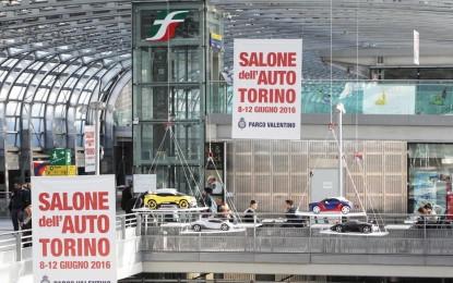 FCA al Salone dell'Auto di Torino 2016